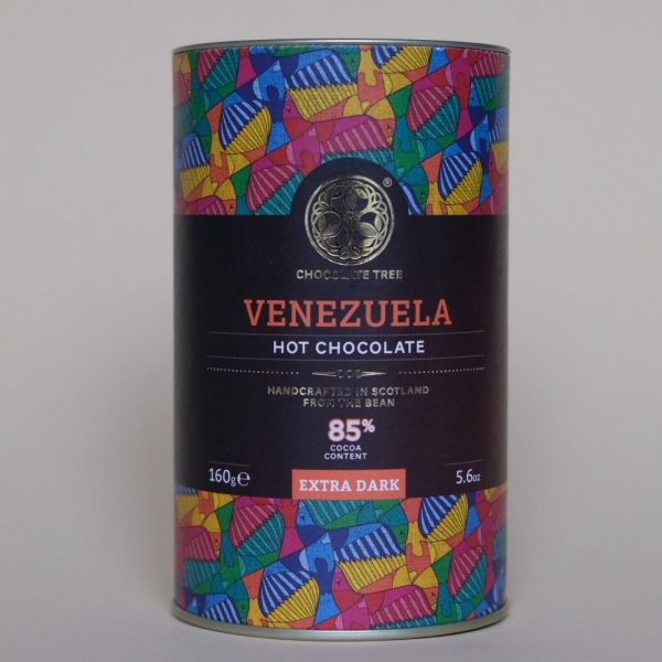 Venezuela Bean-to-bar Trinkschokolade von Chocolate Tree